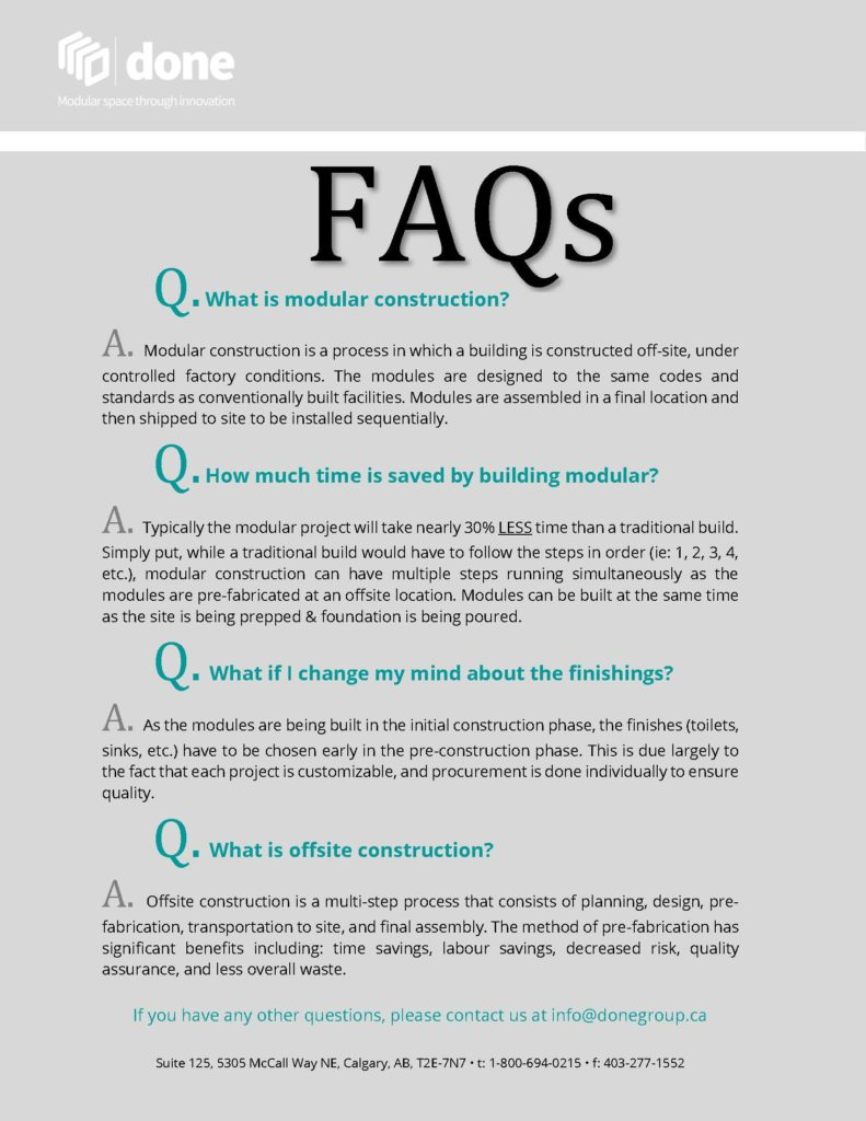 25 of the Best Examples of Effective FAQ Pages |Faq Sheet Template